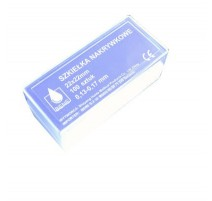Dengiamieji stikliukai preparatams 100 vnt. (22x22mm)