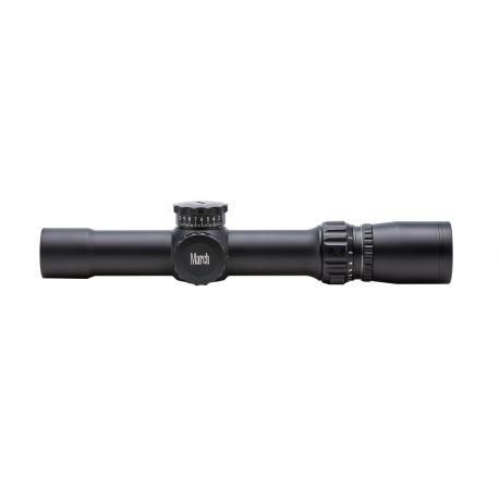 MARCH 1x-10x24 riflescope March March