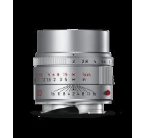 Leica Apo-Summicron-M 50 f/2 ASPH. objektyvas, sidabrinis Foto-video priedai Leica