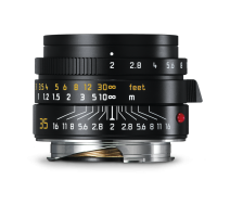 Leica Summicron-M 35 f/2 ASPH. objektyvas Foto-video priedai Leica
