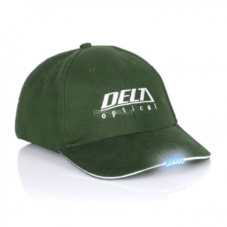 Delta Optical cap with LED Other Delta Optical