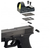 MiniDot HD laikiklis skirtas Glock 10 mm